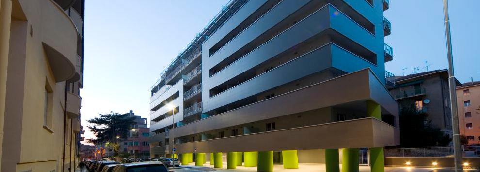 appartamenti, locali commerciali e uffici direzionali a Terni